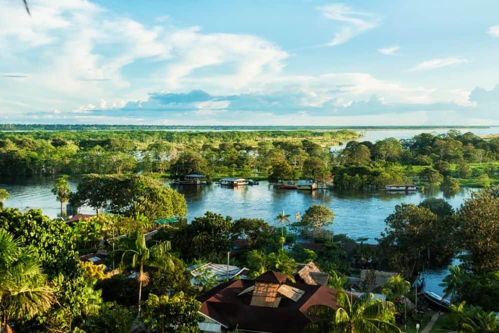 Viajes a Amazonas Colombia