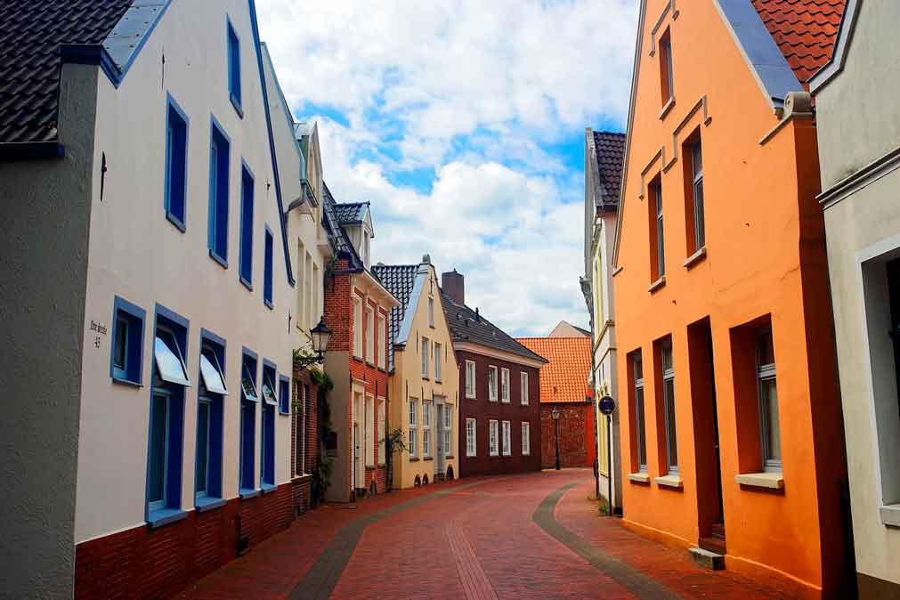 Frisia Holanda