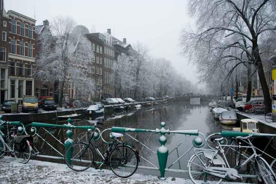 Holanda Invierno