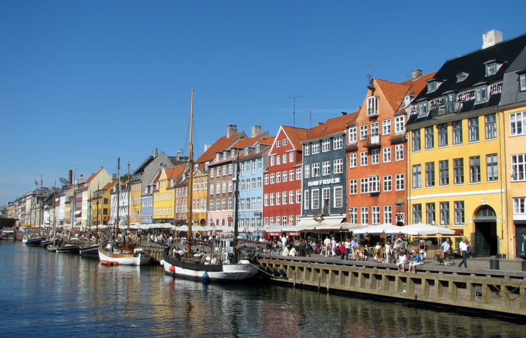 Viajar a Dinamarca