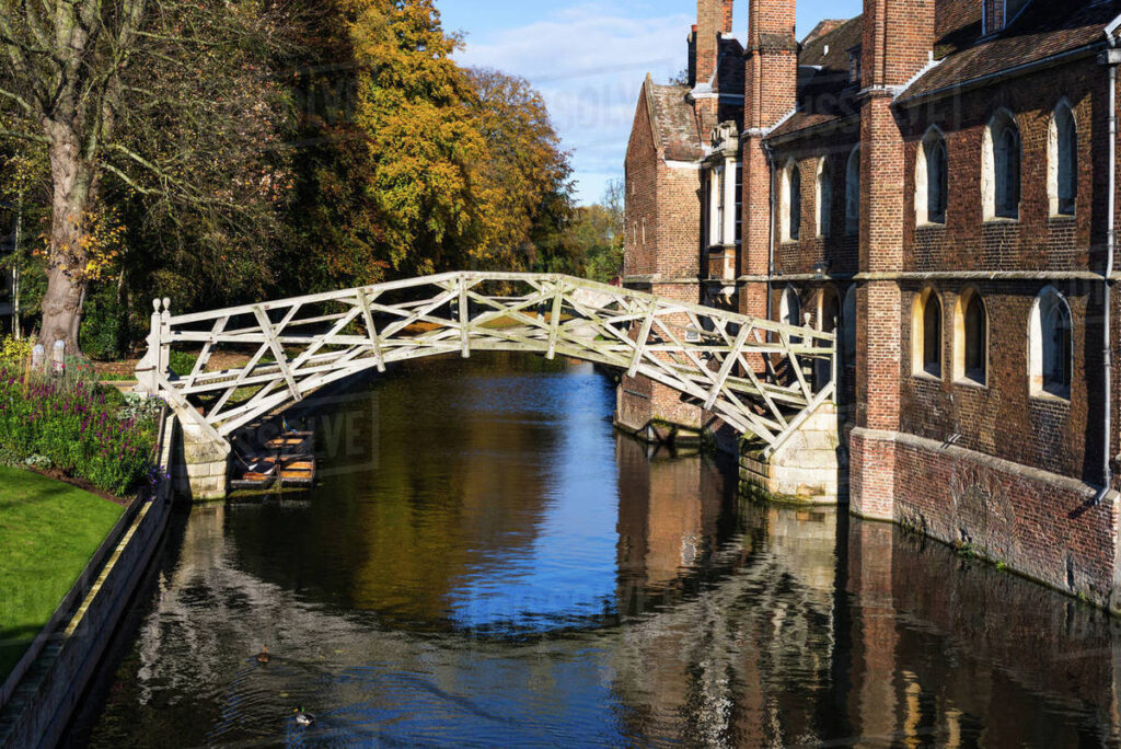 Cambridge en 1 día - Mathematical Bridge
