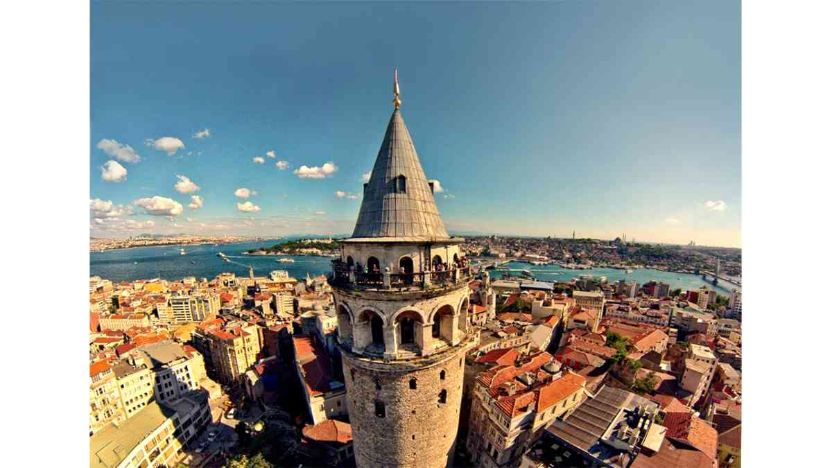 Viajar a Turquía