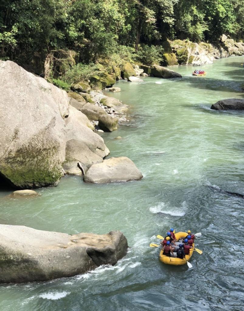 turismo de aventura en costa rica