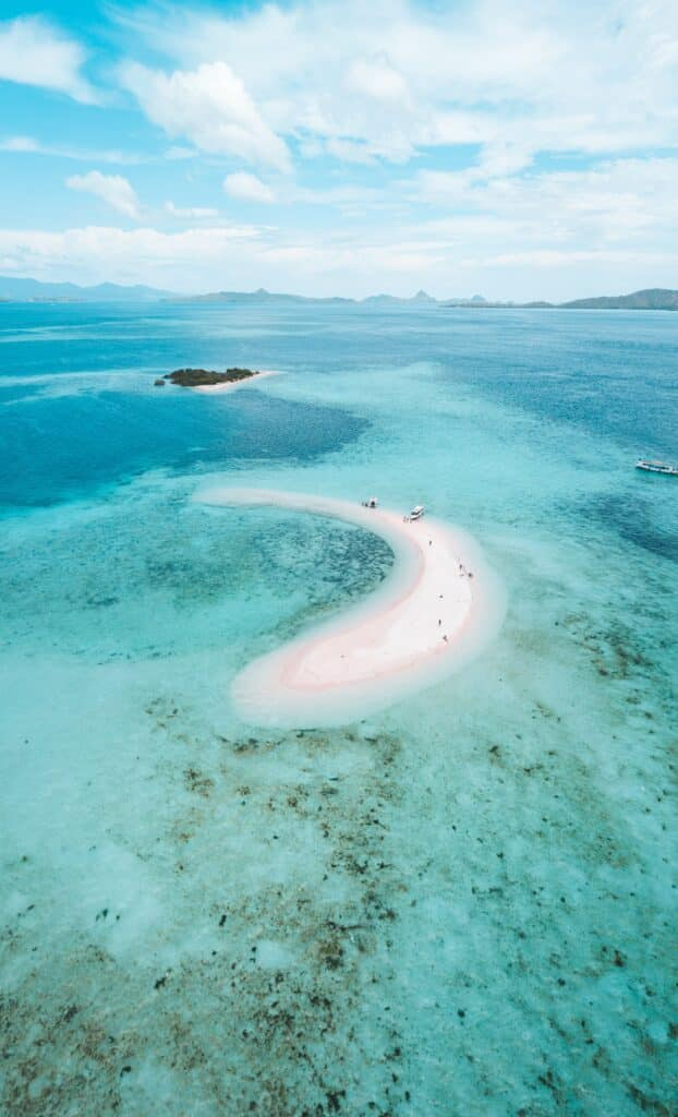 MEJORES PLAYAS INDONESIA
