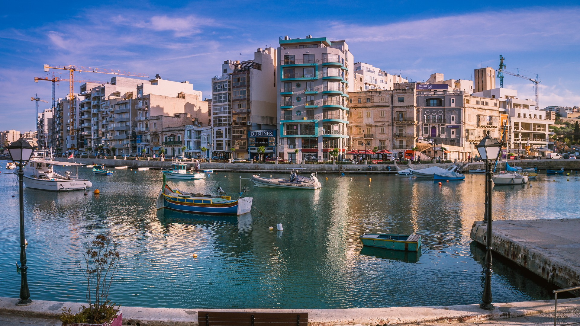 Spinola - St Julians