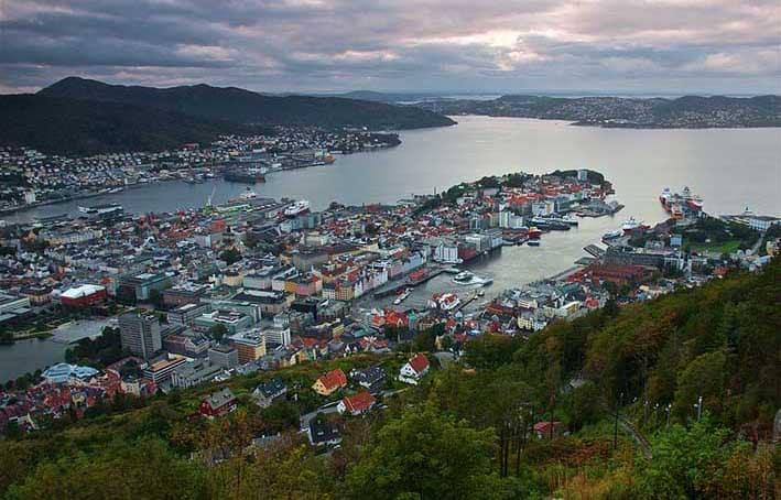 Bergen verano