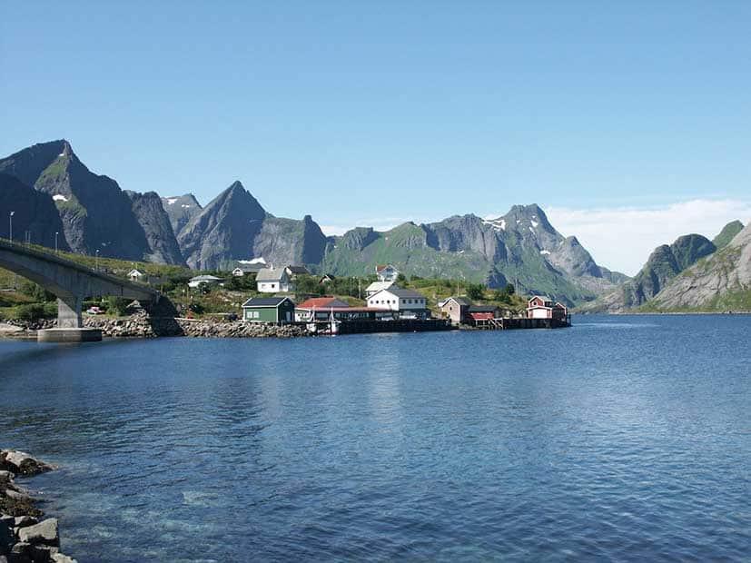 Fiordos - Verano Noruega