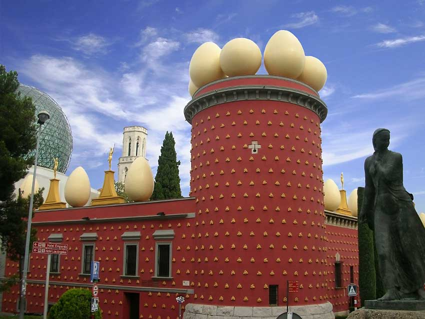 Figueres - Museo Dalí